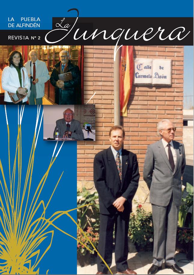 Revista Cultural y de Historia 'La Junquera' nº 2